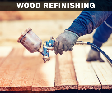 Wood Refinishing